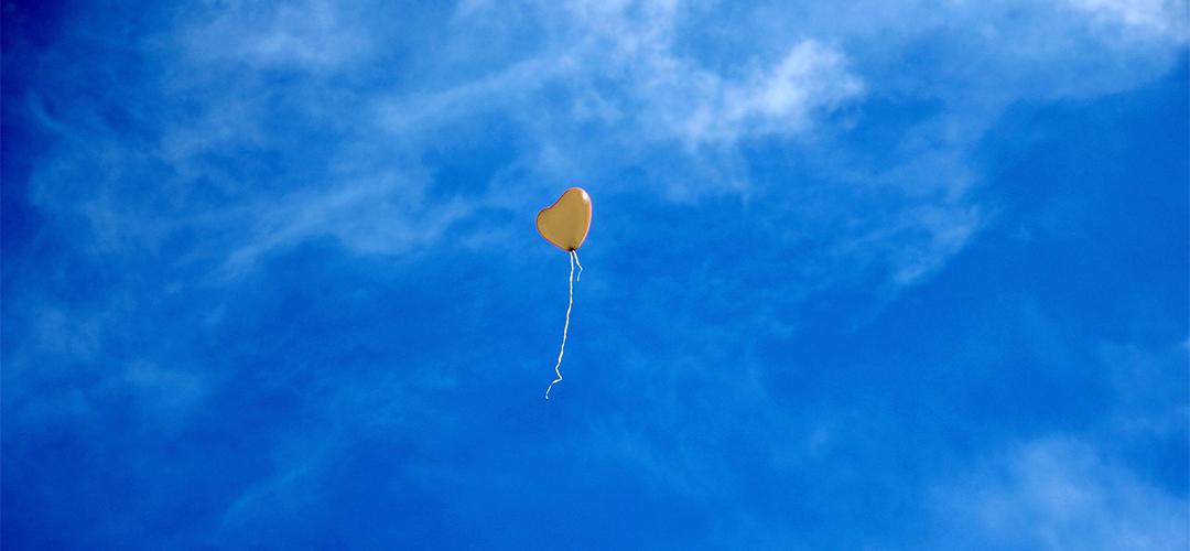 Blog: Gouden hart - Persoonlijk afscheid