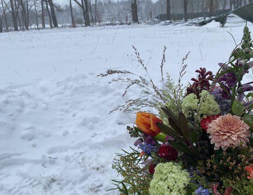 Blog: Winter Magisch - Persoonlijk afscheid